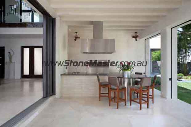 limestone tiles outdoor wall floor modern kitchen