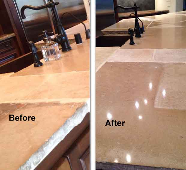 Floor Cleaning 101 How To Bring Back The Shine To Dull: LIMESTONE POLISHING ADELAIDE