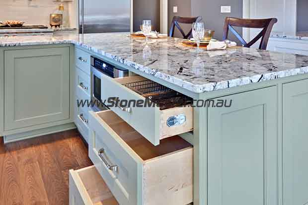 granite kitchen table